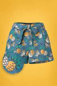 King Louie Roisin Pineapple Shorts 23199 20180228 0001W1