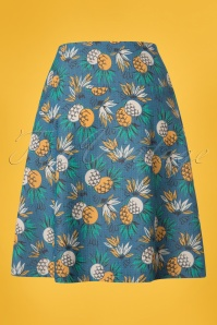 King Louie Pineapple Border Skirt 23198 20180228 0005W