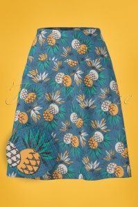 King Louie Pineapple Border Skirt 23198 20180228 0002W1