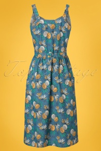 King Louie Beth Pineapple Dress  102 39 23197 20180228 0006W