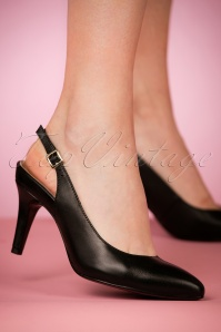 Tamaris Black Pumps 400 10 23985 28022018 004W