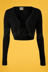 Banned  Swallow Bolero Black 141 10 12789 20140224 0003W