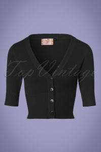 50s Overload Cardigan in Black