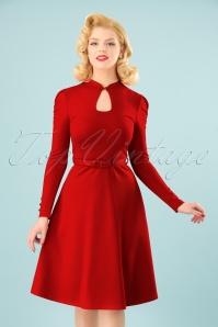 Vixen Dita Red Dress 21893 20160914 00010W