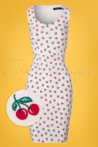 Vintage Chic Cherry Pencil Dress 100 59 22656 20180216 0001W1