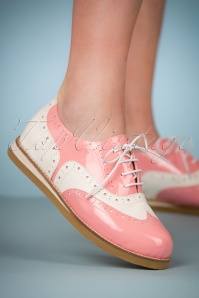 Lola Ramona Cecilia Shoes in pink 452 22 23582 model 28022018 004W