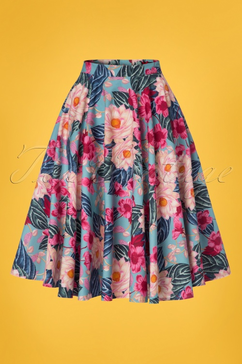 Bunny Lotus Swing Skirt 122 39 24708 20180305 0009W