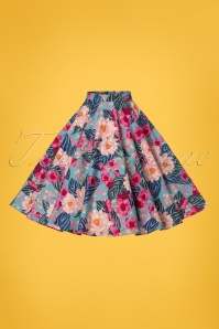 Bunny Lotus Swing Skirt 122 39 24708 20180305 0003W