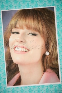 Collectif Seashell Earrings 330 50 24362 22112017 004W