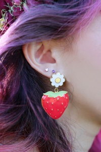 Little Arrow earrings strawberry 333 27 24747 02