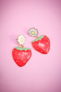 Little Arrow earrings strawberry 333 27 24747 01