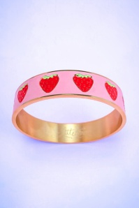 Little Arrow strawberry bangle bracelet 310 27 24750 01