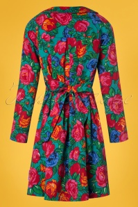 Blutsgeschwister Sunshine of mine floral coat  151 49 23494 20180305 0009W