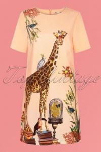 Yumi Giraffe Tunic Dress 106 29 22934 1W