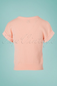 Yumi Blush Collar Jumper 113 22 22936 20180306 0006W