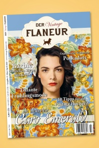 Vintage Flaneur March April 2018