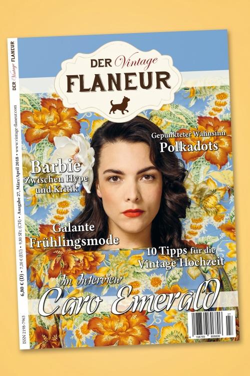Vintage Flaneur March April 2018