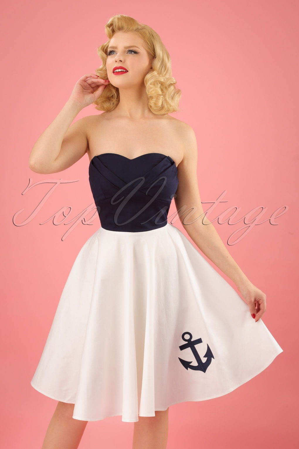 Nautical Dress