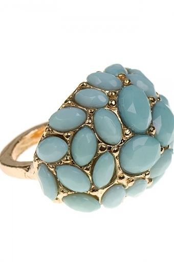 steen blauw