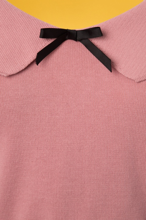 147ccf351e Collectif Clothing Babette Jumper in Pink 22547 20171122 0007W