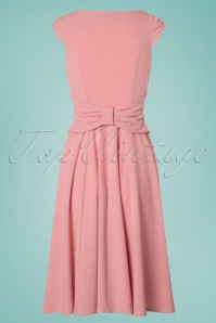 Miss Candyfloss Blush Bow Swing Dress 102 22 24176 20180308 0008w