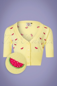 Dancing Days by Banned Watermelon Yellow Cardigan 140 89 24332 20180312 0001wv