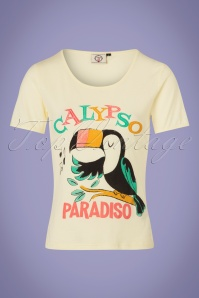 Dancing Days by Banned Tropical Paradise Toucan T shirt 111 51 24266 20180312 0002w