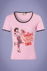 Dancing Days by Banned Grease Collection Fabulous Peggy Top 111 22 24264 20180312 0001w