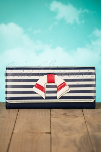 Dancing Days by Banned Sailor Clutch in Navy 210 31 24106 12032018 003W