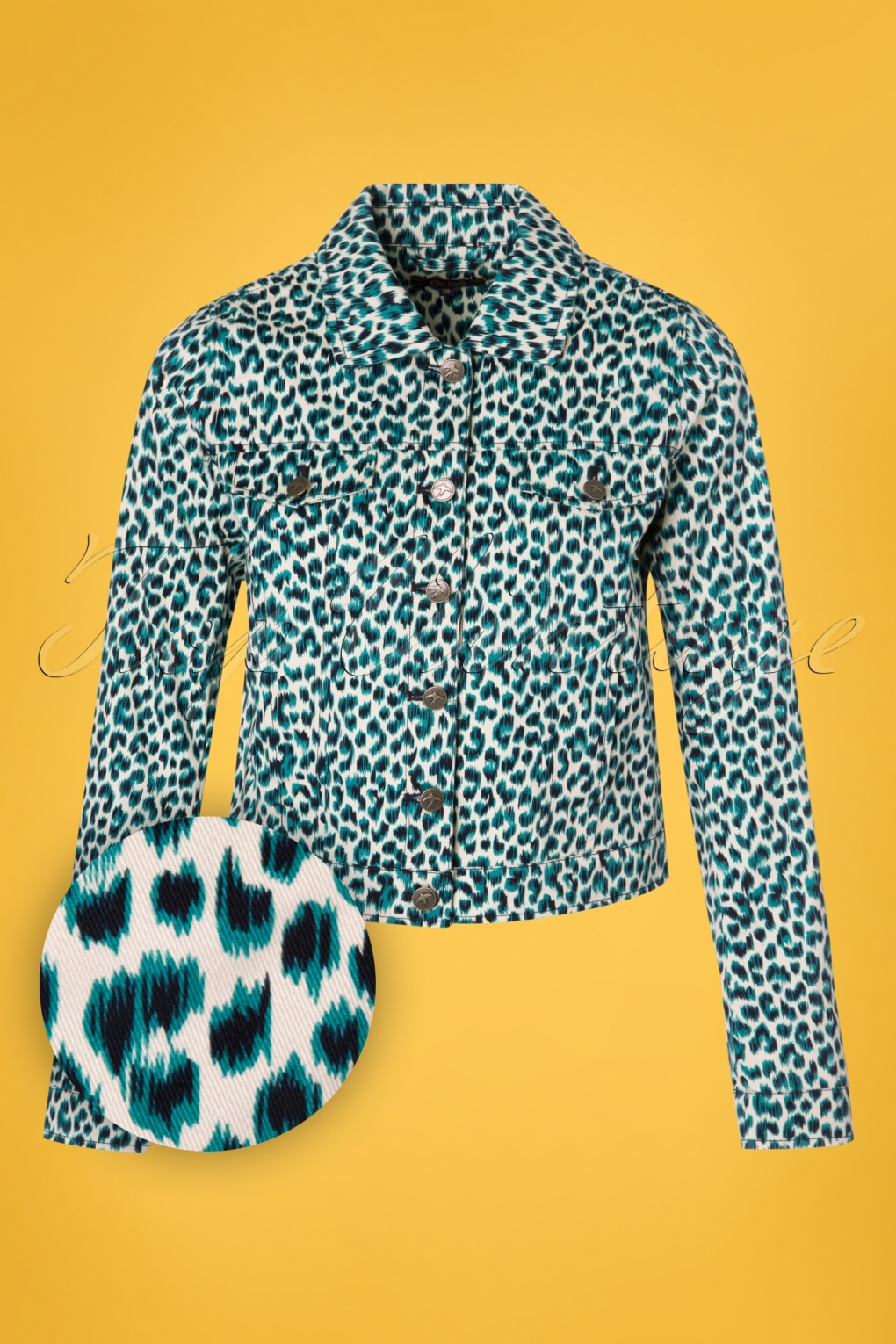 Vintage Coats & Jackets | Retro Coats and Jackets 60s Janey Catnip Jacket in Putty Ecru £86.36 AT vintagedancer.com