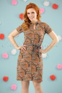 4FunkyFlavours Just Paradise Leopard Dress 100 29 22774 20180215 0012W