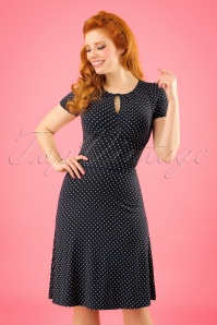 Viva Maria Lucky Star Polkadot Dress 106 39 25136 5w