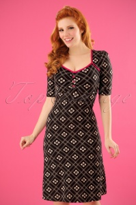 Tante Betsy Black Dress 106 14 23525 20180305 0007W