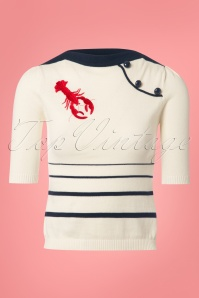 Collectif Clothing Armanda Lobster Jumper 113 50 22536 20180319 0004w