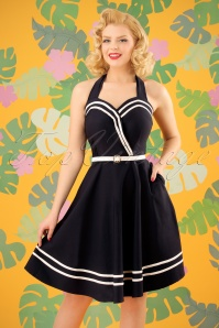Vixen Charlotte Nautical Sailor Dress 102 31 2304 20180227 0009W