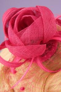 Amici Felicia Fascinator Pink 201 22 24656 31032014 002