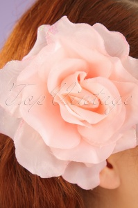 Darling Divine Rose Hairflower 200 22 24694 31032014 002W