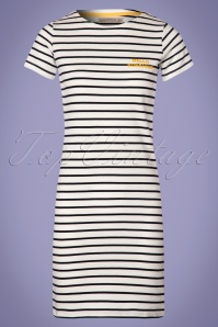 Sugarhill Brighton Hello Sunshine Striped Dress 100 57 25215 20180310 0008W