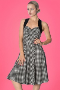 Dancing Days by Banned Summer Days Checkered Swing Dress 102 14 24297 20180320 01
