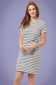 Sugarhill Brighton Hello Sunshine Striped Dress 100 57 25215 20180310 01
