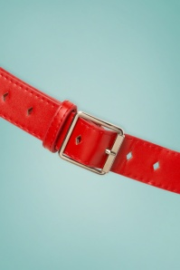 Collectif Bethany Diana Belt in Red 230 20 24350 20171122 0003