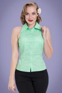 Vixen Jasmine Green Blouse 112 40 23231 2