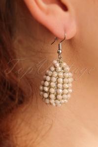 Darling Divine Cream Earrings 333 50 24699 31032014 002W