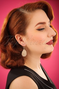 Darling Divine Cream Earrings 333 50 24699 31032014 001W