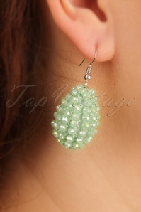 Darling Divine Mintgreen Earrings 333 40 24700 31032014 002W