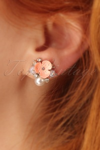 Darling Divine Rose earclips 330 29 24722 31032014 002W