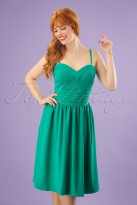 Vixen Grace Green Dress 102 40 23205 1W