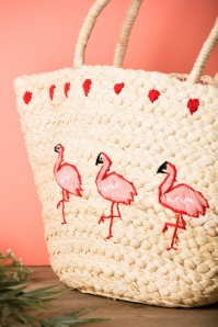 Collectif Flamingo Basket Bag 212 50 24349 21112017 006