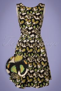 Smashed Lemon Green Butterfly Dress 102 49 23507 20180326 0003wv