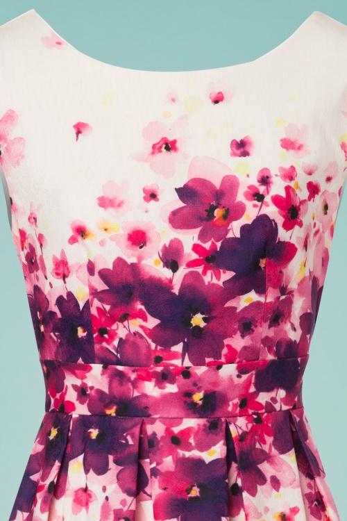 87e4fb69d9c Smashed Lemon White and Pink Floral Bow Dress 102 59 23513 20180321 0001V